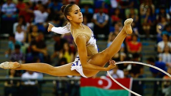 Маргарита Мамун стала шестикратной чемпионкой мира по художественной гимнастике