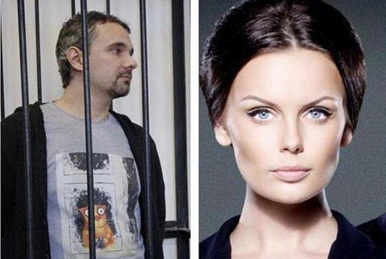 Лошагин и его погибшая жена Юлия