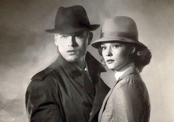 Ходченкова с первым мужем