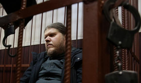 В Москве арестовали лидера секты Андрея Попова