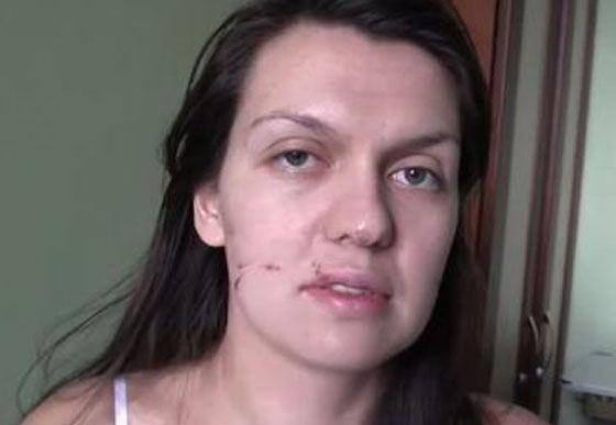 Потерпевшая Юлия Герасимчук