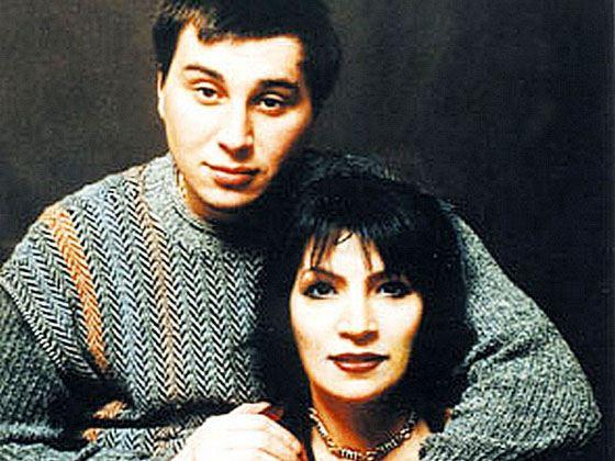 Джуна с сыном Вахо
