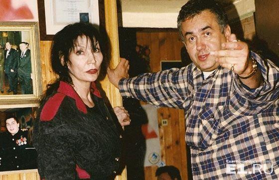 Джуна и Станислав Садальский