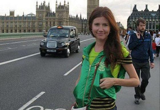 Анна в Лондоне