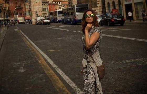 Ирина в Вероне