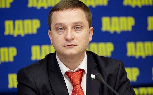 Депутата Романа Худякова ограбили в Москве