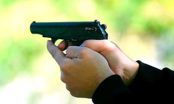 В Волгограде таксист расстрелял обидчиков друга