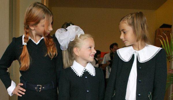 Минпромторг России помогает отечественным производителям школьной формы