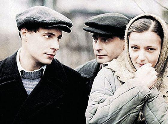Ирина и Евгений в картине «Дети Арбата»