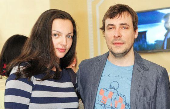 Евгений с женой