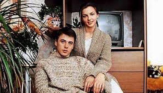 Ирина с первым мужем Игорем Петренко
