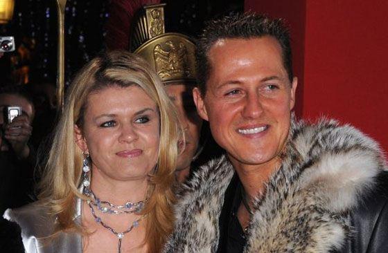 Михаэль с женой