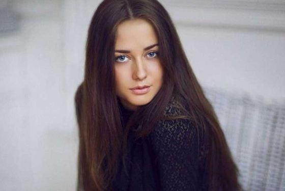 Ингрид Олеринская в нижнем сексуальном белье на красивых эро фотках
