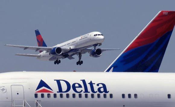 Самолет Delta Air Lines совершил вынужденную посадку из-за тарантула