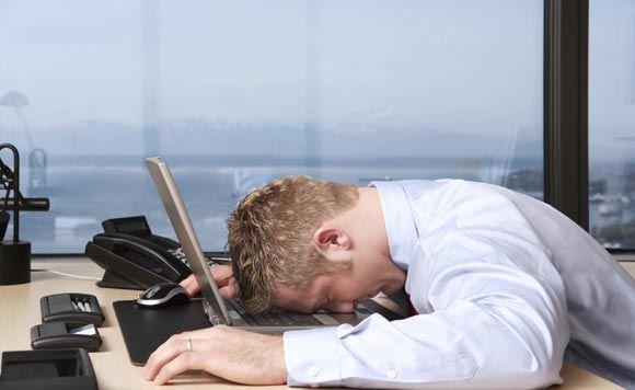 Ученые: начинать трудовой день раньше 10 утра очень вредно