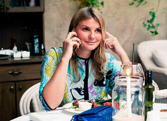 На фото: Ирсон Кудикова