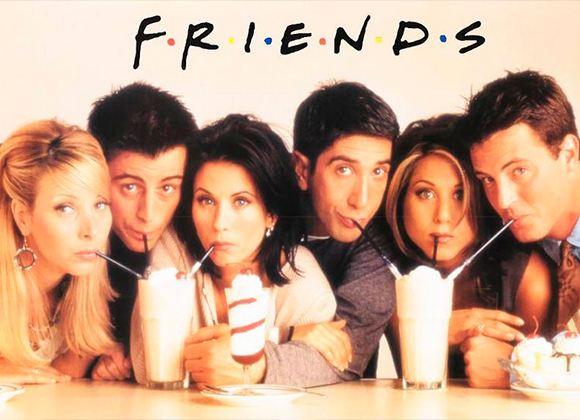 «Друзья» является любимым комедийным сериалом