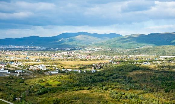 Authorities began distributing free land on Sakhalin