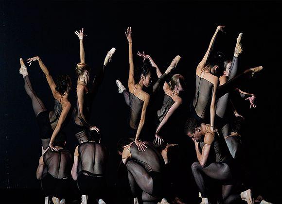 В Санкт-Петербурге стартовал XV юбилейный фестиваль современного танца Open Look