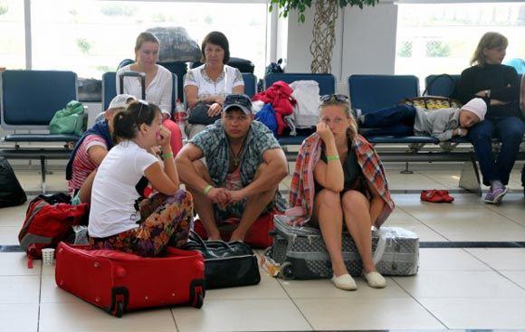 Кризис является главной причиной, по которой россияне стали меньше ездить за рубеж