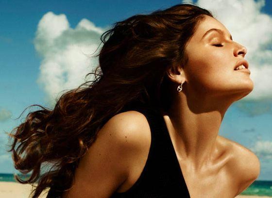 Секрет красоты Летиции Касты прост: она почти не пользуется косметикой