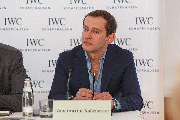 На фото: Константин Хабенский