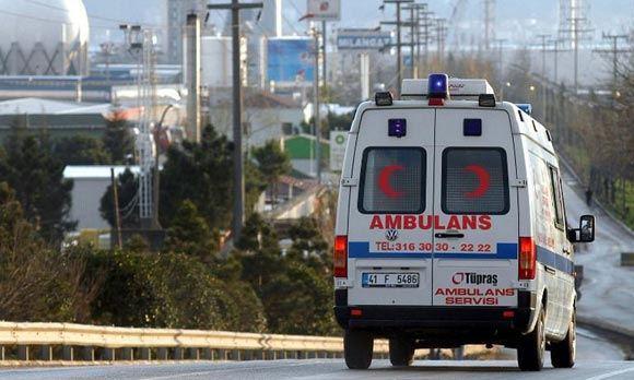 Окровавленное тело российского туриста нашли в отеле в Кемере