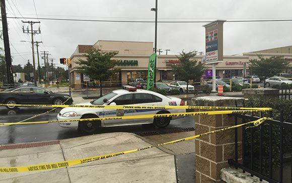 Четыре человека получили ранения в результате перестрелки на улице Балтимора