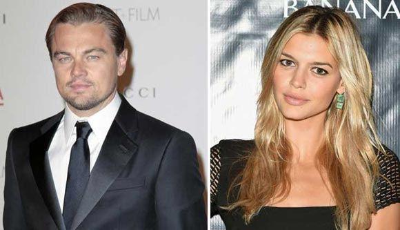 Ди Каприо помолвился с моделью Келли Рорбах