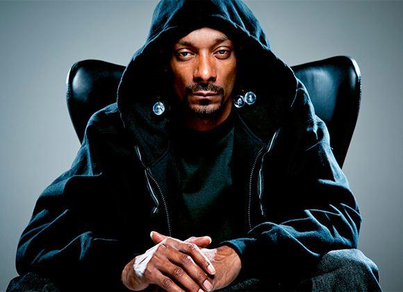 На фото: Snoop Dogg