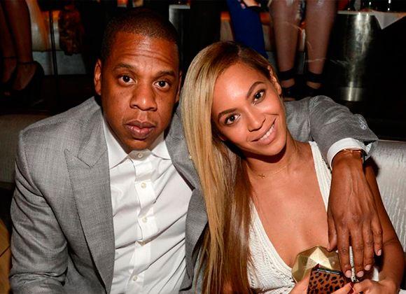 На фото: Бейонсе и Jay Z