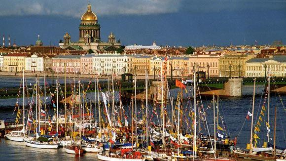 Санкт-Петербург могут признать лучшим туристическим направлением мира