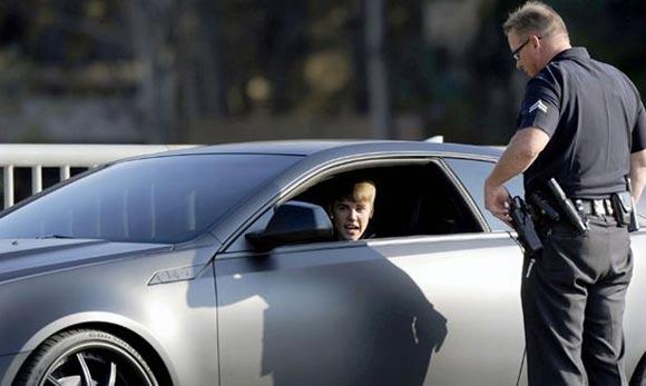 Джастин Бибер был признан самым худшим попутчиком при езде на автомобиле