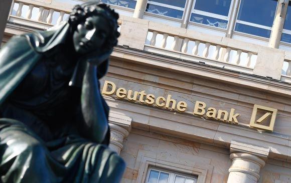 Deutsche Bank по ошибке перевел на счет клиента 6 миллиардов долларов
