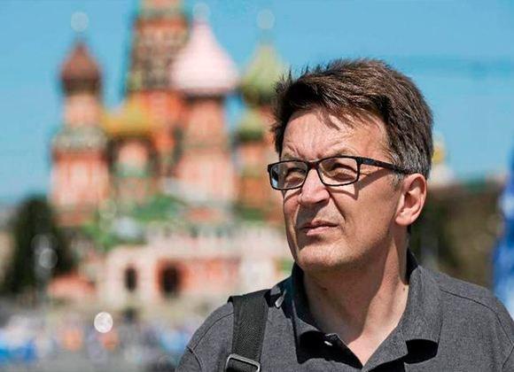 На фото: Рустем Адагамов