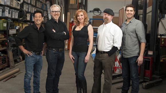Discovery закроет знаменитое научно-популярное шоу «Разрушители легенд»