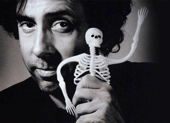 Pictured: Tim Burton