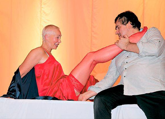 На фото: Станислав Садальский и Татьяна Васильева