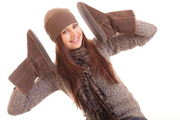 Зимняя обувь должна быть не только модной, но удобной и качественной