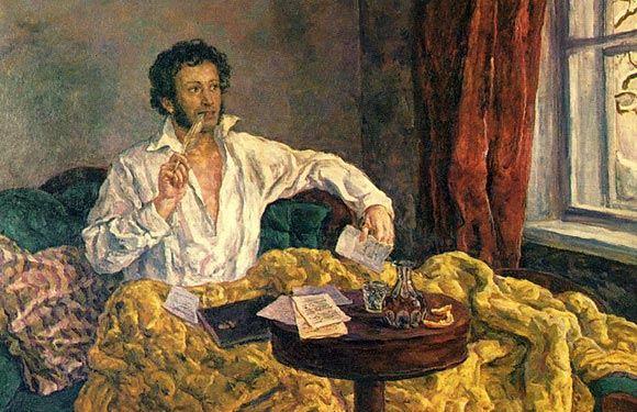 Вор Александр Пушкин был задержан после кражи телефона