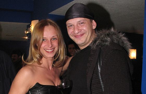 Дмитрий Марьянов и Ольга Силаенкова