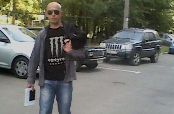 Маньяк-таксист Алексей Н.