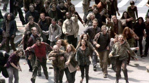 Бостон назвали лучшим городом для того, чтобы пережить нашествие зомби