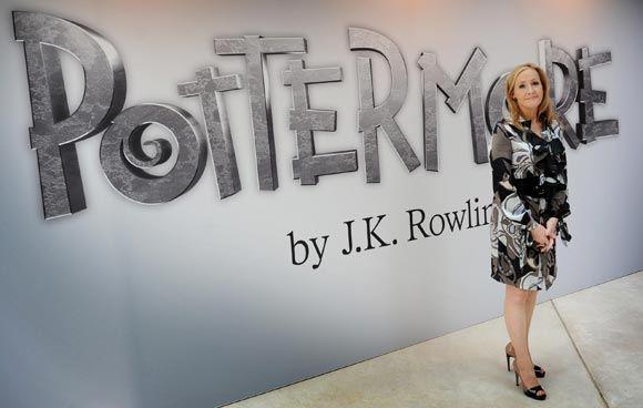 Джоан Роулинг планирует написать еще как минимум одну детскую книгу