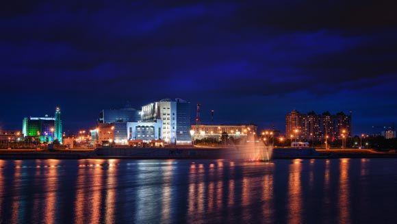 Сургут возглавил рейтинг российских городов