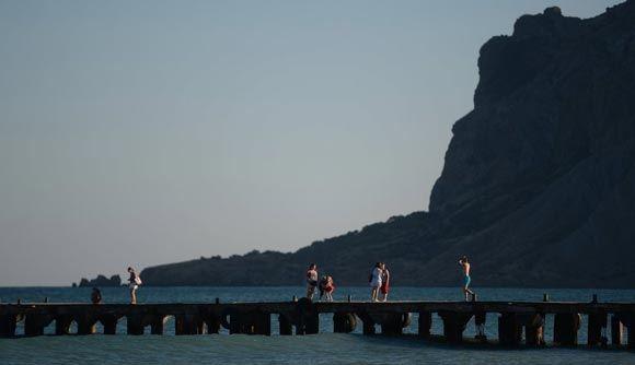 Аксенов: В Крыму могут появиться курорты, не уступающие египетским