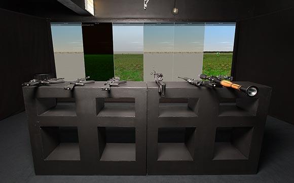 Курсантов на Дальнем Востоке научат стрелять с помощью 3D-тренажера