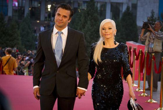 Сергей Астахов и Елена Корикова были красивой парой