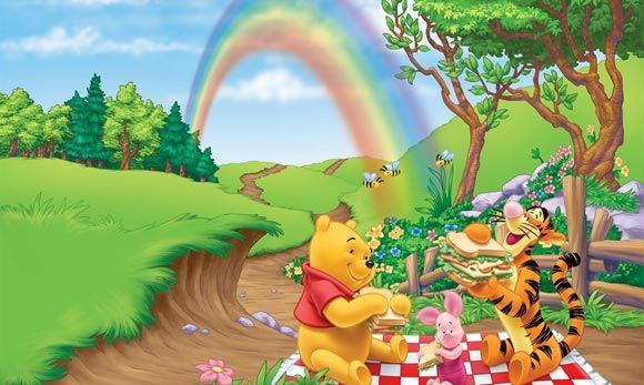 Медвежонок Винни-Пух оказался девочкой