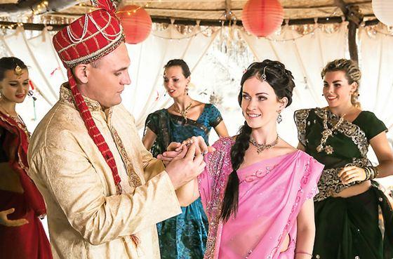 Свадьба Степана и Евгении